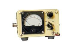 Dispositivo de medição velho Imagem de Stock Royalty Free
