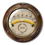 Dispositivo de medição Imagens de Stock