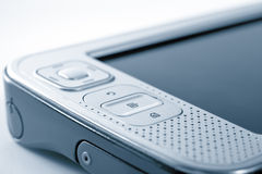 Dispositivo de PDA Foto de Stock