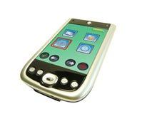 Dispositivo de PDA Fotografia de Stock Royalty Free
