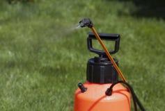 Dispositivo de rociar el pesticida Fotos de archivo