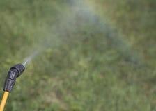 Dispositivo de rociar el pesticida Foto de archivo libre de regalías