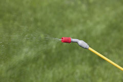 Dispositivo de rociar el pesticida Fotografía de archivo