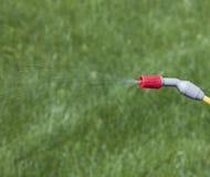 Dispositivo de rociar el pesticida Imagenes de archivo