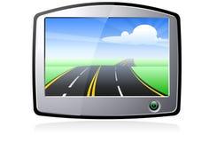 Dispositivo del GPS libre illustration