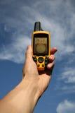 Dispositivo del GPS foto de archivo
