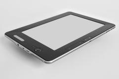 dispositivo del programa de lectura del E-libro Imagen de archivo