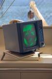 Dispositivo del sonar o del radar fotografía de archivo libre de regalías