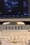 Dispositivo del ultrasonido imágenes de archivo libres de regalías