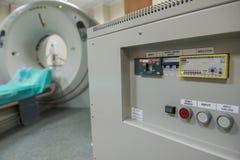 Dispositivo di CT Immagini Stock