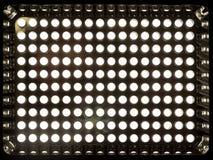 Dispositivo di illuminazione principale per la fucilazione del video e della foto Fotografia Stock Libera da Diritti