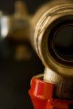 Dispositivo di impianto idraulico Fotografia Stock Libera da Diritti