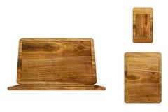 Dispositivo di legno Fotografia Stock