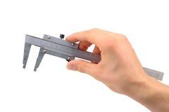 Dispositivo di misurazione fotografia stock libera da diritti