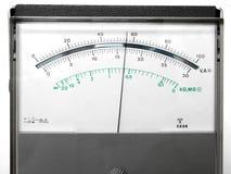 Dispositivo di misurazione Fotografia Stock