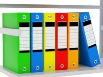 Dispositivo di piegatura dell'ufficio Fotografie Stock
