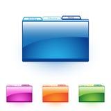 Dispositivo di piegatura di archivio Fotografia Stock
