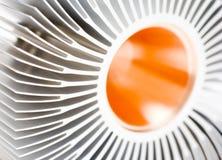 Dispositivo di raffreddamento del CPU Fotografie Stock