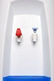 Dispositivo di raffreddamento di acqua Immagini Stock