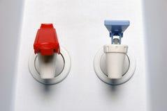 Dispositivo di raffreddamento di acqua Immagine Stock