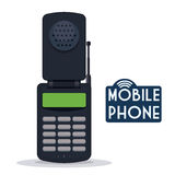 Dispositivo di tecnologia Immagine Stock