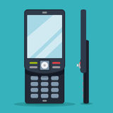 Dispositivo di tecnologia Immagini Stock Libere da Diritti