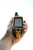 Dispositivo do GPS Foto de Stock