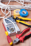 Dispositivo eléctrico Foto de archivo