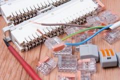 Dispositivo eléctrico Fotos de archivo