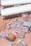 Dispositivo eléctrico Fotos de archivo libres de regalías