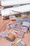 Dispositivo eléctrico Fotografía de archivo libre de regalías