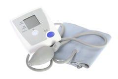 Dispositivo elétrico para medir a pressão Fotografia de Stock