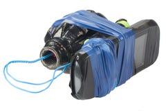Dispositivo esplosivo improvvisato dal grensde della mano fotografie stock