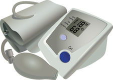 Dispositivo médico imagens de stock royalty free