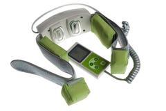 Dispositivo médico fisioterápico fotografia de stock royalty free