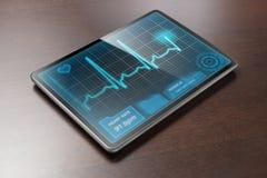 Dispositivo moderno di sanità Fotografia Stock