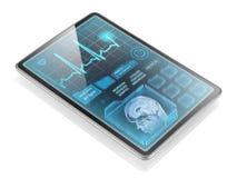 Dispositivo moderno di sanità Immagini Stock