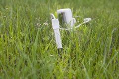 Dispositivo para medir el suelo Fotografía de archivo libre de regalías