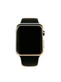Dispositivo portabile dell'orologio astuto Fotografie Stock