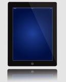 Dispositivo portable de la tablilla de IPad Imágenes de archivo libres de regalías