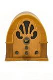 Dispositivo radiofonico d'annata Fotografia Stock