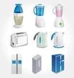 Dispositivos de cozinha   Imagem de Stock