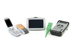 Dispositivos de Digitas. Imagens de Stock