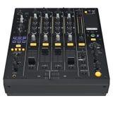 Dispositivos do áudio do DJ Imagem de Stock Royalty Free
