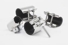 Dispositivos do reparo da tubulação fotografia de stock