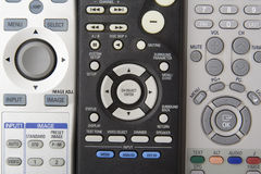 Dispositivos electrónicos Home imagens de stock royalty free