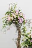 Disposizione dei fiori di Alstroemeria Immagine Stock