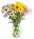Disposizione dei fiori triste Fotografia Stock