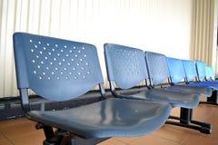 Disposizione dei posti a sedere dell'aeroporto Immagini Stock