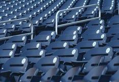 Disposizione dei posti a sedere dello stadio immagini stock libere da diritti